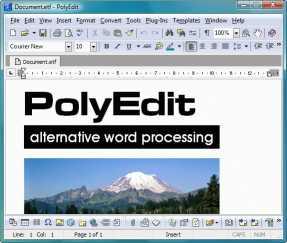 Download PolyEdit