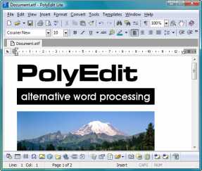 Download PolyEdit Lite