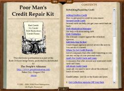 Download Poor Mans Credit Repair