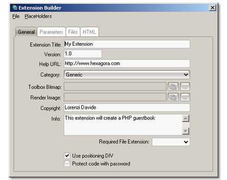 Portable Dynamic HTML Editor