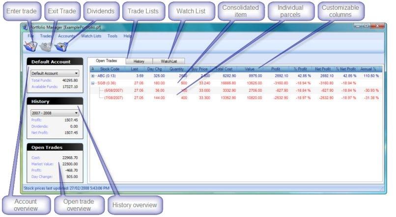 Download free spreadsheet program and portfolio excel vorlage for.