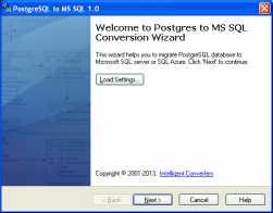 PostgreSQL-to-MSSQL