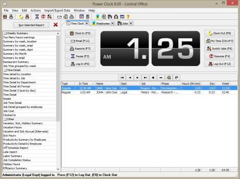 Download Power Clock