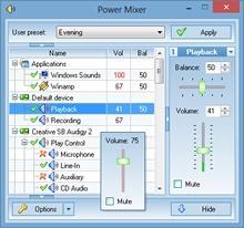 Download Power Mixer