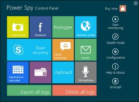 Download Power PC Keylogger 2012