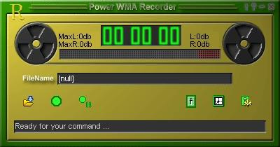 Download Power WMA Recorder