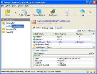 Download PowerPoint Password Recovery