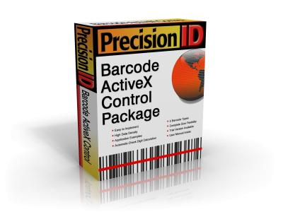 Download PrecisionID Barcode ActiveX Control