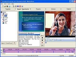 Download PresenterSoft MediaEasy