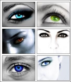 Download Pretty Eyes Screensaver