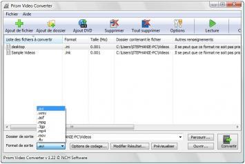 Download Prism Convertisseur Vid�o