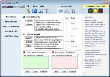 Download Privatefirewall