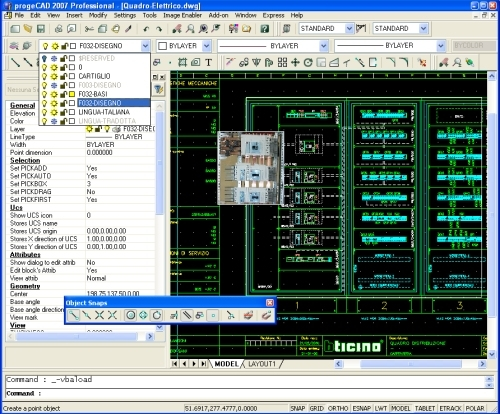 progeCAD Smart! free DWG CAD - standaloneinstaller com