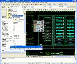 Download progeCAD Smart! free DWG CAD