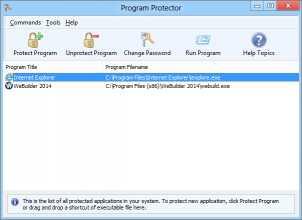 Download Program Protector