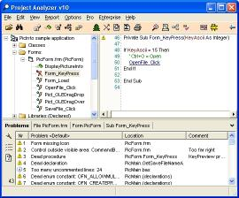 Download Project Analyzer