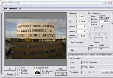 Download Proxel Lens Corrector Mac