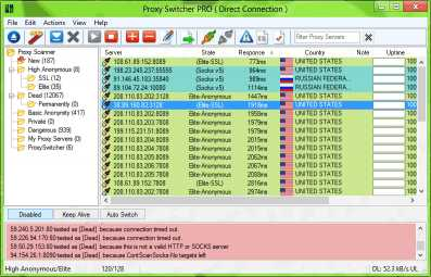 Download Proxy Switcher Standard