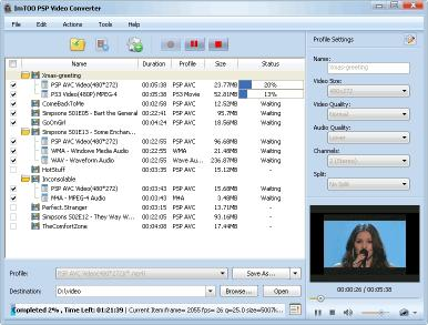Download PSP Video Converter