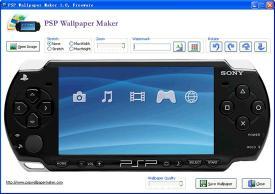 Download PSP Wallpaper Maker
