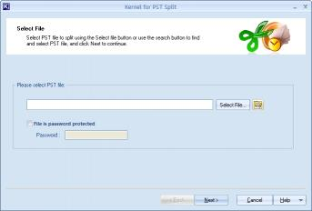 Download PST Splitter