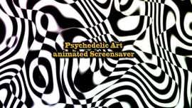 Psychedelic Art Screensaver