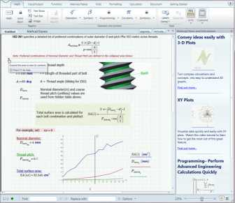 Download PTC Mathcad Express