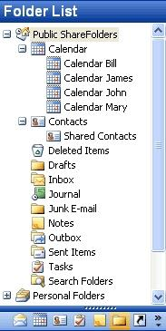 Download Public ShareFolder for Outlook