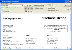 Download Purchase Order Organizer Pro