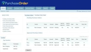 Download Purchase Order Software Net