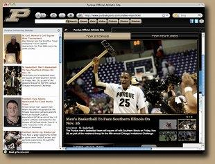 Download Purdue Firefox Browser Theme