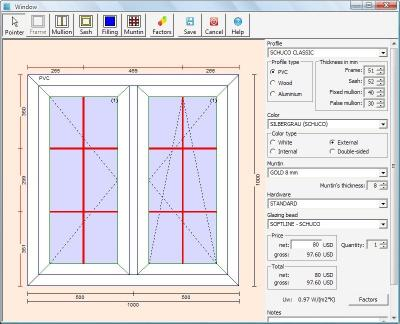 Download PVC Windows Designer