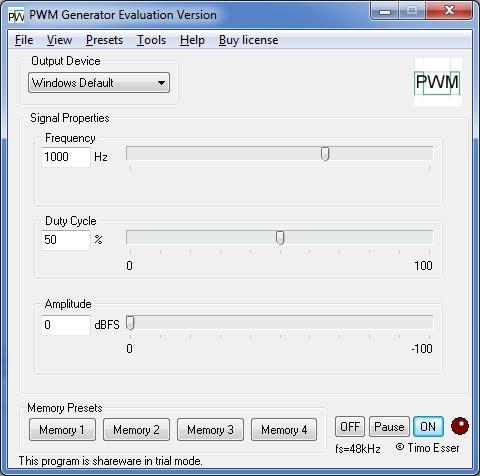 Download PWM Generator