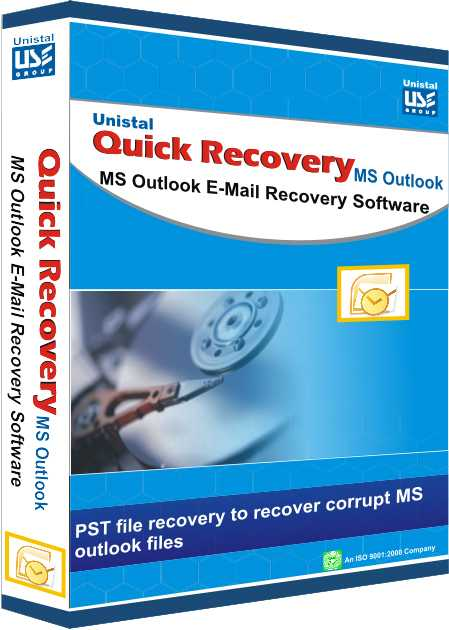 Quick Recovery for Microsoft Outlook