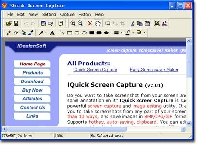 Download Quick Screen Capture