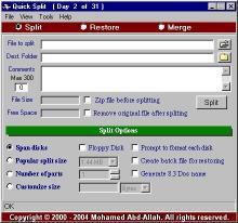 Download Quick Split