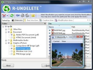 Download R-UNDELETE File Recovery
