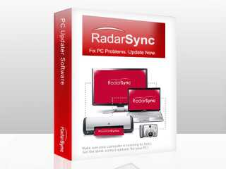 RadarSync PC Updater 2010