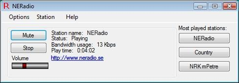 Download Radio Stream Player