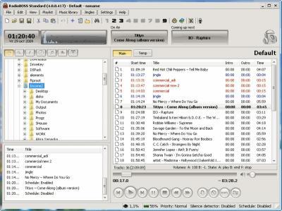 Download RadioBOSS Std