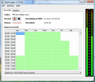 Download RadioLogger