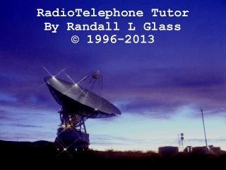 Download RadioTelephone Tutor