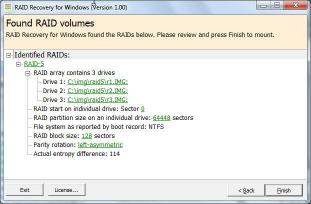 Download RAID Recovery for Windows