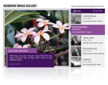 Download Rainbow Image Gallery DW Extension