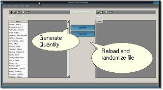 Random Clock# Generator