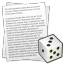 random sentence generator using text files software