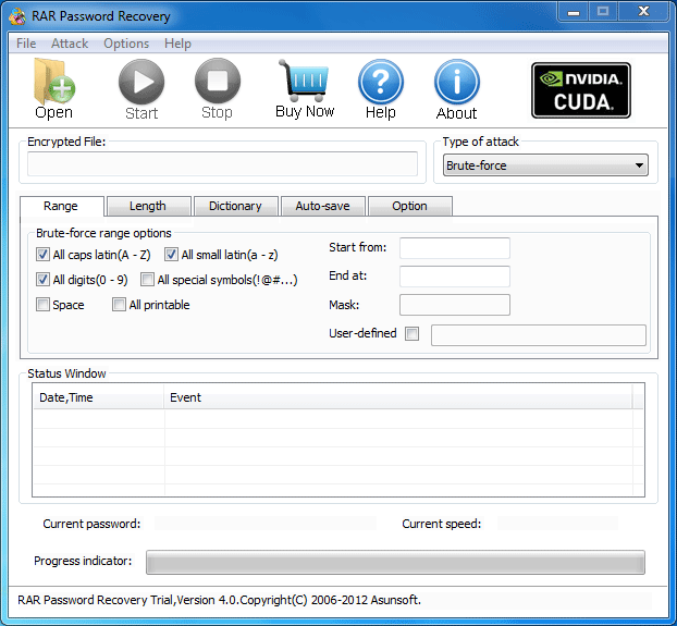 advanced rar password recovery crack download