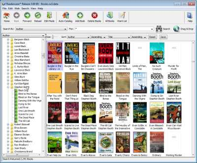 Download Readerware for Windows