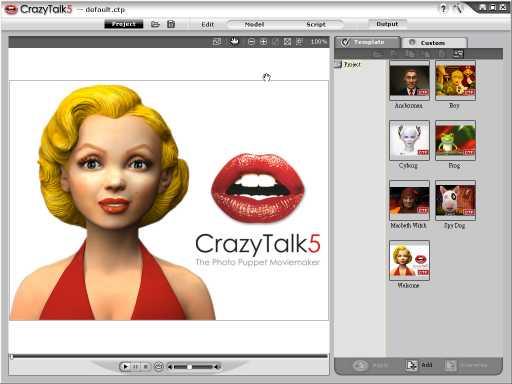 Reallusion CrazyTalk PRO
