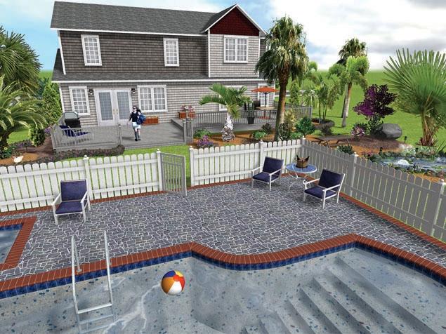 Realtime Landscaping Pro 5 Demo - standaloneinstaller com